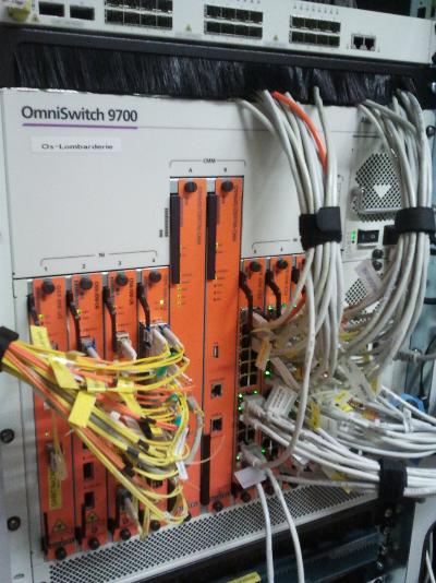 OmniSwitch 9700